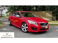 2010/10 Volvo C30 1.6D DRIVe R-Design, FSH, 1 Owner from new!