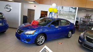 FORMER EMPLOYEE DEAL 2015 Nissan Sentra SR FRENCH/ENGLISH AD!
