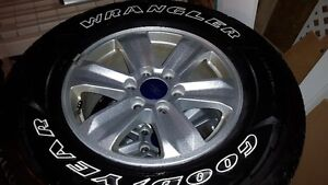New price!!!! Factory alloys off 2015 f 150