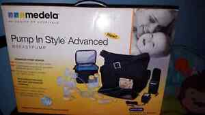 Tire-lait Medela pump in style double