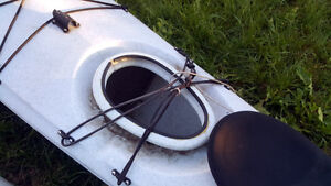 LOST !!! Grey KAYAK Hatch Cover (front) at OXBOW Erie Ave