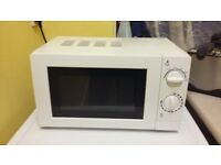 Microwave,Stainless semiprofessional fryer,Stainless steel kettle,Toaster,Kitchen porcelain Set