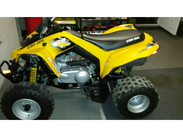 Used 2014 Can-Am DS 250