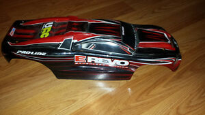 RC traxxas Erevo 1:10 body