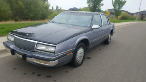 1991 Buick Lesabre Limited.