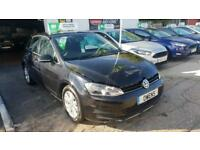 2013 (62) VOLKSWAGEN GOLF 1.6 SE TDI BLUEMOTION TECHNOLOGY 5DR