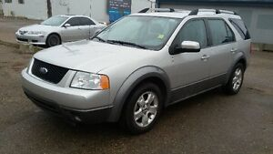 2006 Ford taurus 7 SEATS AWD SEL WINTER CAR INC INSPECTION