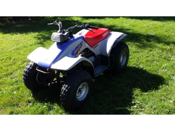 Used 1997 Yamaha Breeze