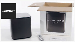 Bose Acoustimass 300 Subwoofer NEW 749.99$