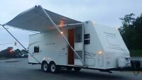 2006 Starcraft 26rbh travel trailer fully loaded