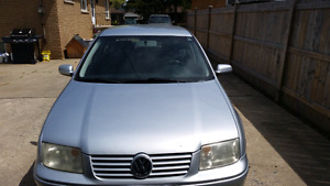 2003 jetta 2.0 low ks as is