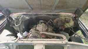 1968 Chevy pickup rare factory air good shape for full restore