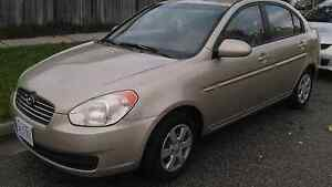 2006 Hyundai accent  Certified  & E_Tested