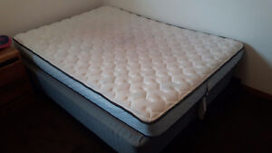 Size Double bed set new (more items listed to)