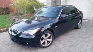 Bmw 525xi AWD 2007 Affordable prestige (Make an Offer)