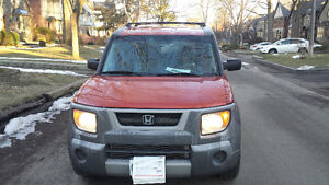 2004 Honda Element Other