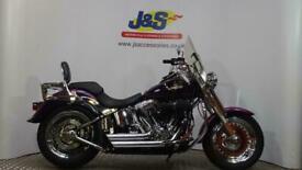 2016 Harley-Davidson Flstf Fatboy 1690 16