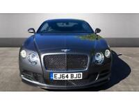 2014 Bentley Continental GT 6.0 W12 Speed 2dr Automatic Petrol Coupe
