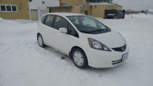 2011 Honda Fit LX - Accident FREE - One owner