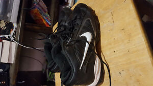Nike Football Cleats size 12 & 11.5