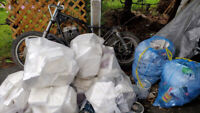 Removing junk & cleanup@affordable price(902) 800 2004