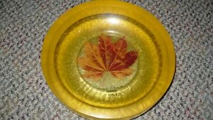 "VINTAGE TIMELESS ""LUCITE B.C. CANADA"" SOUVENIER BOWL FOR SALE Kitchener / Waterloo Kitchener Area image 1"