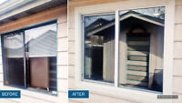 Door and Window Waterproofing Services