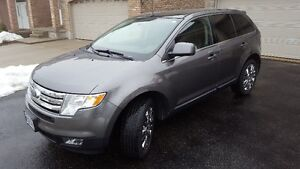 Beautifully maintained Ford Edge 2010 Limited Edition