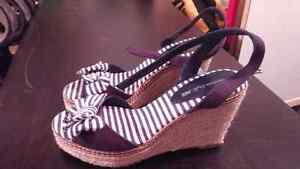 6.5 shoes American Eagle/ payless 15$ wedges