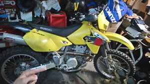DRZ 400 - Good shape / price nego