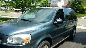 2005 Chevrolet Uplander SUV, Crossover