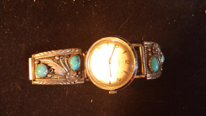 Old pawn sterling watch