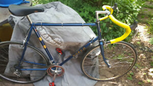 Road bikeVINTAGE Norco Tange 2 Champion high end steel 63 cm WOW