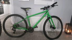 PINNACLE LITHIUM THREE BICYCLE WORTH £450