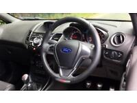 2015 Ford Fiesta 1.6 EcoBoost ST-2 3dr with Blu Manual Petrol Hatchback