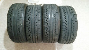 Newer Michelin Alpin Snow tires 225/45/18 set of four only $275