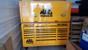 Mac tools tech series 3 bay toolbox