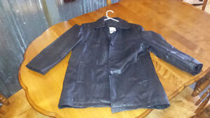 Sequence Leather Jacket
