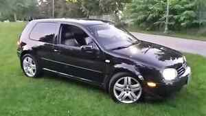 2003 Volkswagen GTI VR6 24v  Kitchener / Waterloo Kitchener Area image 3