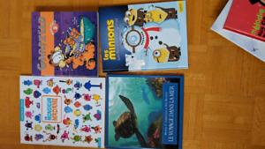 Livres pour enfants cartonné