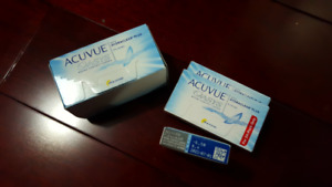 Acuvue Oasys with Hydraclear (-6.50)