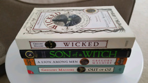 Wicked Series  by Gregory Macguire