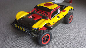 Losi 5-T Clone / Rovan LT-305 1/5th scale Short Course Truck. Stratford Kitchener Area image 2