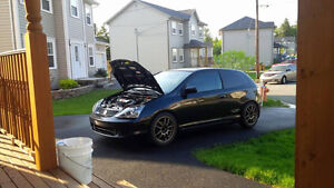 REDUCED - 2005 Honda Civic SiR Hatchback EP3
