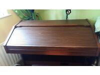Vintage Lichfield Diamond Electric Organ