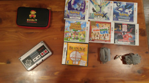 Nintendo 3ds (NES Edition) bundle
