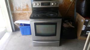 Samsung Stove & Oven