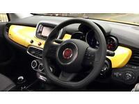 2016 Fiat 500X 1.6 E-torQ Pop Star 5dr Manual Petrol Hatchback