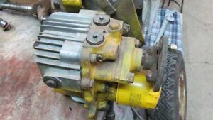 Cub Cadet tractor hydro trans pump