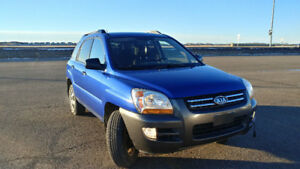 2008 Kia Sportage FWD SUV/Crossover only 10k on new engine